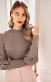 Женский пуловер с пышными рукавами Burdastyle фото 1