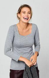 Женский приталенный пуловер Burdastyle фото 1