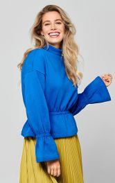 Женский пуловер прямого кроя Burdastyle фото 1