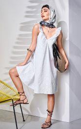 Женское платье-сарафан Burdastyle