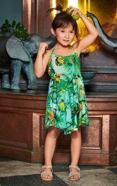 Дитячий сарафан Burdastyle