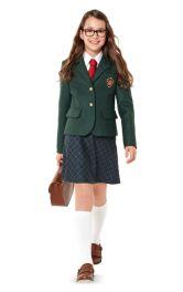 Дитячий шкільний костюм Burdastyle
