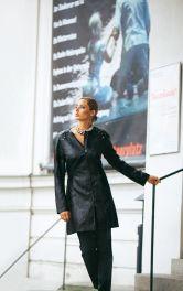 Жіночий жакет з рукавами реглан Burdastyle