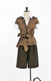 Жіночі лляні шорти Burdastyle
