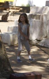Дитячі шорти блумери Burdastyle