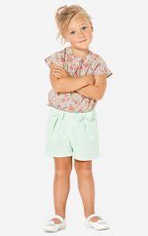 Дитячі трикотажні шорти Burdastyle