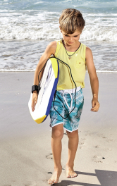 Дитячі пляжні шорти Burdastyle