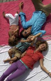 Дитячі шорти бермуди Burdastyle