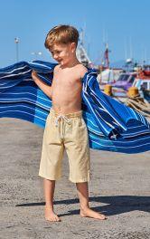 Детские шорты бермуды Burdastyle