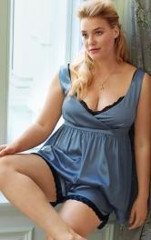 Жіночі піжамні шорти Burdastyle