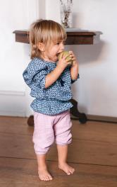 Дитячі штанці просторого крою Burdastyle