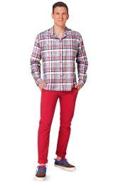 Чоловіча сорочка в класичному стилі Burdastyle