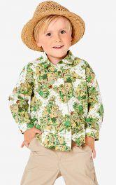 Дитяча сорочка Burdastyle