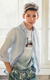 Підліткова сорочка Burdastyle
