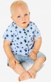 Дитяча трикотажна сорочка Burdastyle