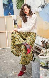 Женская юбка-брюки Burdastyle фото 1