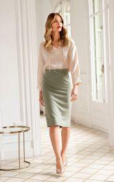 Женская юбка-карандаш Burdastyle фото 1