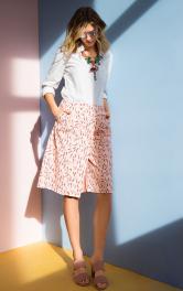 Жіноча спідниця-шорти Burdastyle