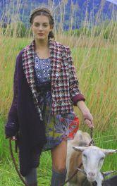 Жіноча спідниця-тюльпан Burdastyle