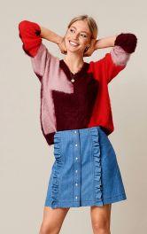 Женская джинсовая юбка Burdastyle фото 1