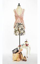 Жіноча спідниця з великими кишенями Burdastyle