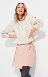 Женская вельветовая юбка Burdastyle