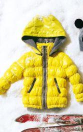 Дитяча стьобана куртка Burdastyle