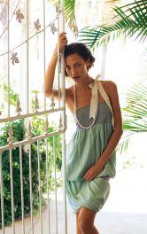 Жіноча сукня-бандо Burdastyle