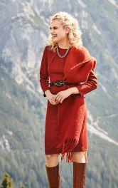 Женское платье-футляр Burdastyle фото 1