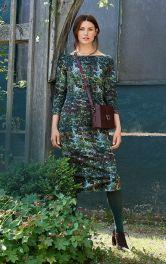 Женское плать-футляр Burdastyle фото 1