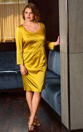 Женское платье-футляр Burdastyle