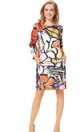 Жіноча сукня приталеного силуету Burdastyle