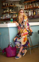 Жіноча сукня-накидка Burdastyle