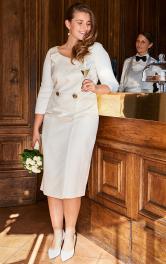 Жіноча сукня-пальто Burdastyle