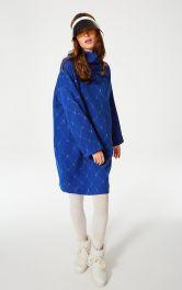 Женское платье-свитер Burdastyle фото 1