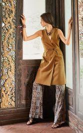 Женское платье-жилет Burdastyle фото 1