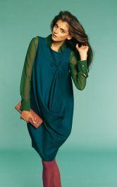 Жіноча сукня-балон Burdastyle