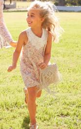 Сукня для дівчинки Burdastyle