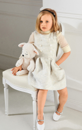 Дитяча сукня букле Burdastyle