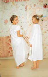 Дитяча довга сукня Burdastyle