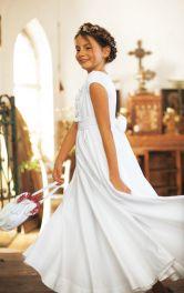 Дитяча сукня з нижньою спідницею Burdastyle