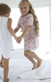 Дитяча сукня з короткими рукавами Burdastyle