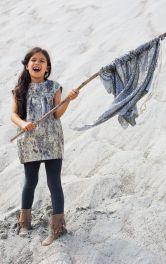 Дитяча сукня-балон Burdastyle