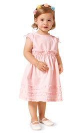 Дитяча літня сукня Burdastyle