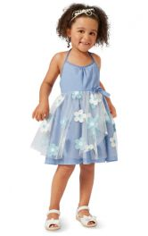 Дитяча сукня на бретелях Burdastyle