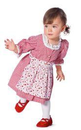 Дитяча сукня в баварському стилі Burdastyle