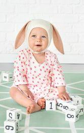 Детское трикотажное платье Burdastyle