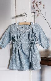 Дитяча сукня з рукавами реглан Burdastyle