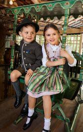 Детское платье с пышной юбкой Burdastyle фото 1