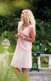 Жіноча сукня і топ Burdastyle
